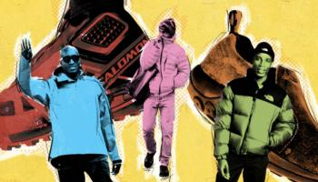 How Crunchy Technical Gear Took Over Fashion