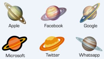 The Many Different Emojis For Saturn, Ranked By A Planetary Scientist