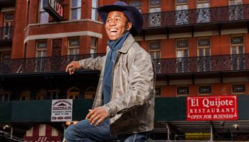 The Lonely Journey Of The Nation's Best Black Bull-Rider