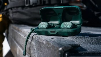 Rugged And Waterproof, These Wireless Earbuds Are Perfect For Outdoor Use