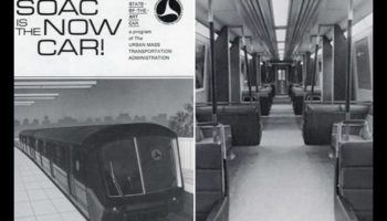 It Was The 1970s. Everyone Was On Drugs, And NYC Dabbled In Carpeted Subway Trains