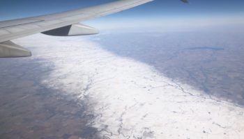 Weird, Thin Band Of Snow In Kansas Shows How Challenging Forecasting Can Be