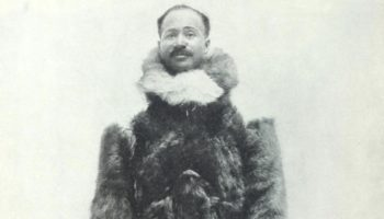 The First Man To Reach The North Pole Was An African American Desk Clerk The World Forgot