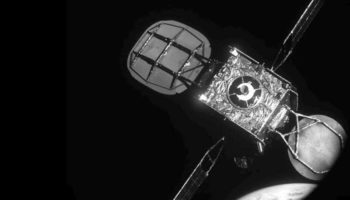 First Private Space Rescue Mission Sees Two Satellites Latch Together