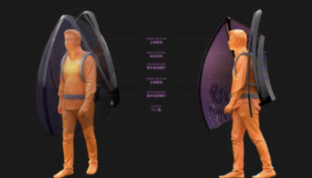 This Coronavirus Suit Protects You Inside A Literal Bubble