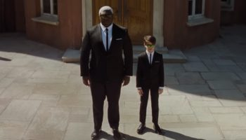 A Boy Searches For His Missing Dad Colin Farrell In The 'Artemis Fowl' Trailer