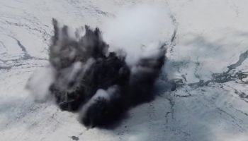 This Close-Up Drone Footage Of A Volcano Erupting Is Extraordinary