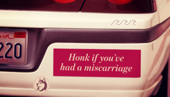 If Miscarriage Is So Normal, Why Doesn't Anybody Talk AboutIt?