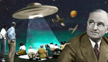 How UFO Sightings Became An American Obsession