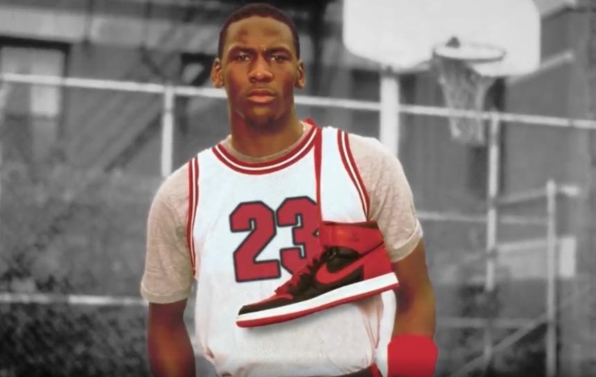 How The NBA Tried To Stop Michael Jordan From Wearing Nike's 'Air Jordan 1'