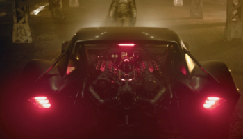 Hot Damn, Look At The Batmobile From The New 'Batman' Movie