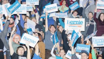 What Sanders Supporters Are Telling Themselves Now