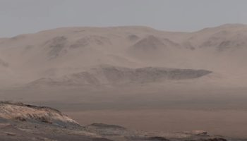 NASA Releases A 1.8 Billion-Pixel Panorama Of Mars, And It's Spectacular