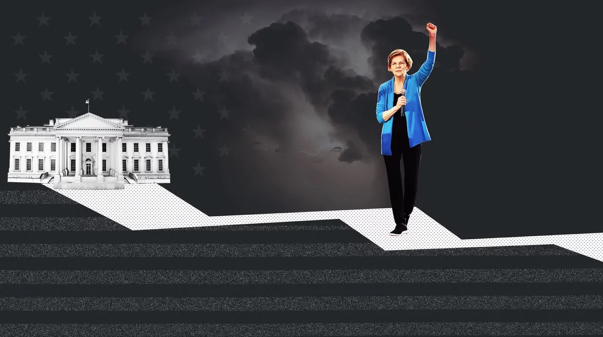 With Warren, The Dream Of A Female President Dies Again