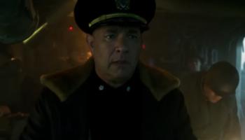 Tom Hanks Stars In 'Greyhound,' A World War II Navy Thriller