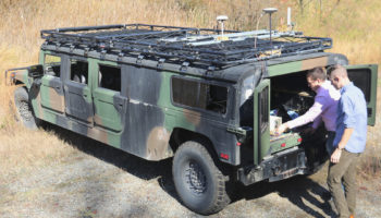 One Example From The Army's Tiny Fleet Of Stretch Limo-Like Humvees Is Still Soldiering On