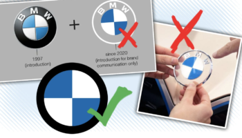 Here's How BMW Screwed Up Its Logo Redesign