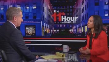 MSNBC's Brian Williams And The New York Times's Mara Gay Make Embarrassing Math Error On Bloomberg Ad Spending