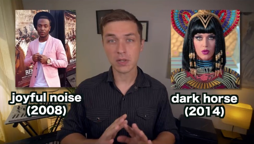 YouTuber Who Defended Katy Perry's Copyright Claim Gets De-Monetized On YouTube For Copyright Claim