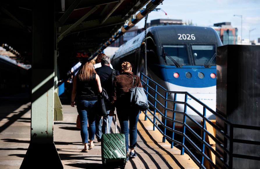 Amtrak Cancels Nonstop Acela Service Between Washington And New York Amid Coronavirus Crisis