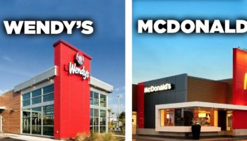 Why Are All Fast Food Restaurants Starting To Look Alike?