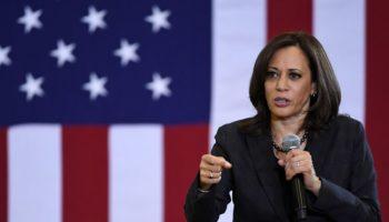 Senator Kamala Harris Joins The Growing List Of Lawmakers Endorsing Joe Biden