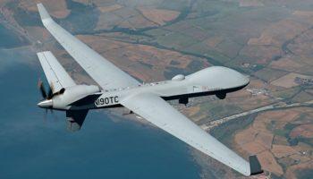 The Risky First Transatlantic Flight Of A Reaper Drone