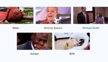 The Emotional GIF Range Of Celebrities