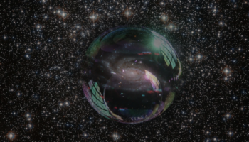 We Actually Live Inside A Huge Bubble In Space, Physicist Proposes