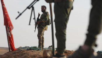 Strikes Kill 25 Iran-Backed Fighters In Iraq Base Attack