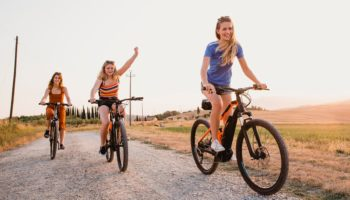 The Push To Get More Girls On Bikes