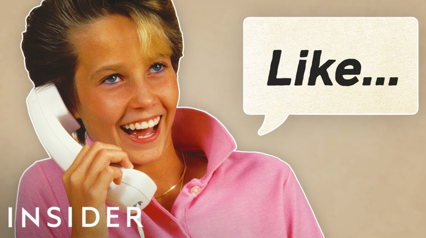 Why Do Americans Use The Word 'Like' In The Middle Of Sentences?