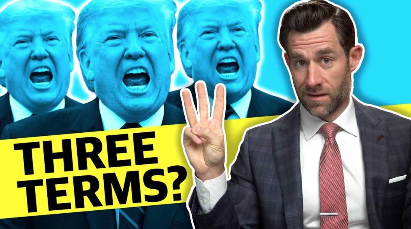 Can Donald Trump Serve A Third Term?