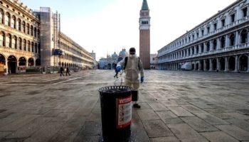 How Italy Became The Ground Zero Of Europe's Coronavirus Crisis