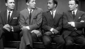 Fascinating Vintage Photos Of The Famous 'Rat Pack'