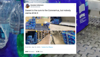 Why Does Everyone Hate Dasani Water?