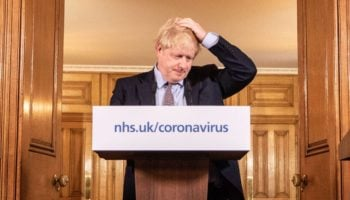 The Science Behind The Big Shift In The UK's Coronavirus Strategy
