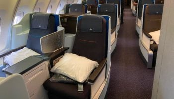 I Was A Passenger On One Of KLM 747's Last Flights