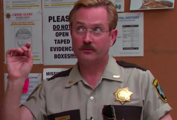 Watch Lt. Dangle Stress About Squirrels In The Vent In Teaser Trailer For Reno 911! Revival