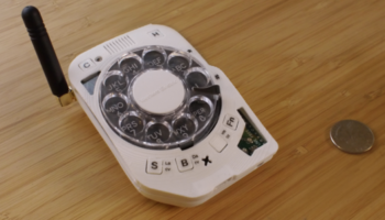 Why I Built A Dumb Cell Phone With A Rotary Dial