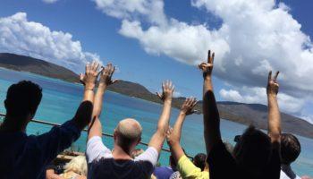 My Wet And Wild Bitcoin Weekend On Richard Branson's Island Refuge (2016)