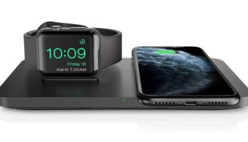Keep Your Phone And Earbuds Juiced Up With This Dual Wireless Charger