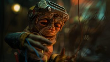 The Secrets Of Babu Frik, D-O And Star Wars' Most Elaborate Puppet Ever