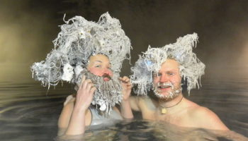 How To Win A Hair-Freezing Contest In Northern Canada