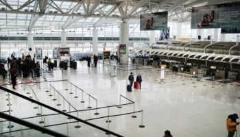 All Flights To New York-Area Airports Halted