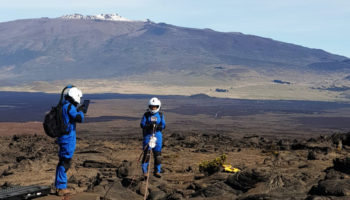 Training To Live On The Moon And Mars In Hawaii