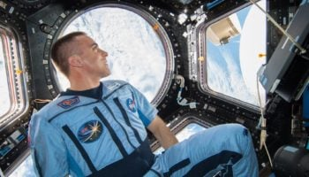 Stuck In A Cramped Space? This Astronaut Has Some Advice