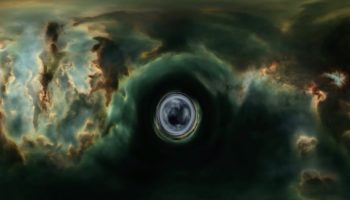 What Would A Wormhole Look Like In Real Life?