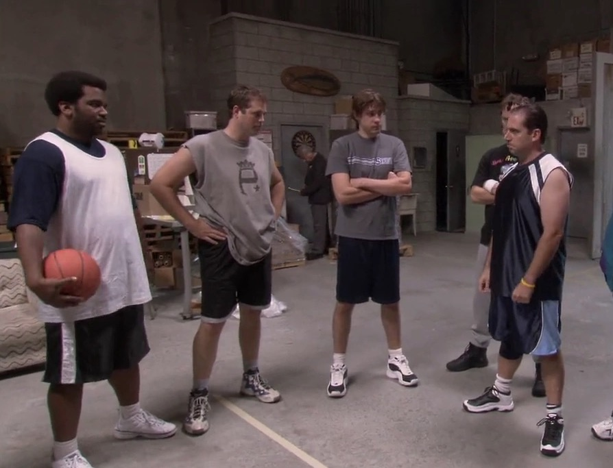 An Exhaustive Analysis Of The Basketball Game From 'The Office'