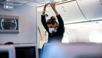 A Photographer's Surreal Flight Home During The COVID-19 Pandemic